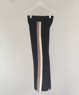 [TAZE] Flap Double Line Track Pants