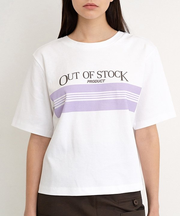 [Out of stock] シグネチャー ティーシャツ