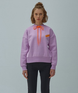 [UNHATE] STRING SWEATSHIRT