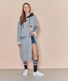 [RSVP] ROY'S MOTEL HOODIE DRESS