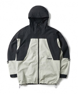 [CRITIC] PROTECT HOODED PARKA