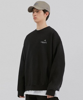 [CRITIC] MARGARITA LOGO SWEATSHIRT