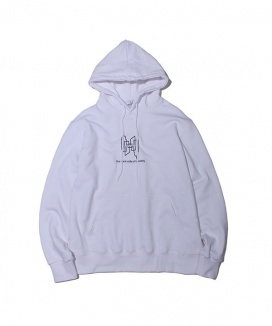 [ABOUT CITY] DARK SIDE HOODIE