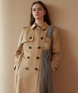 [1159STUDIO] MH9 INSIDEOUT TRENCH COAT