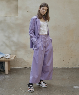 [Ouahsommet] Silky Air Two-way Pants