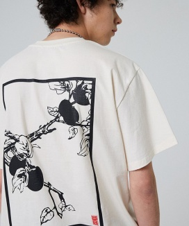 [MADMARS] PERSIMMON TREE T-SHIRT
