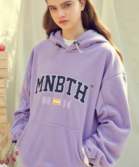 [MAINBOOTH] MNBTH Fleece Hood T-shirt