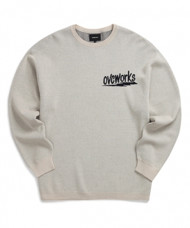 [OVERCAST] OVCWORKS Sweater