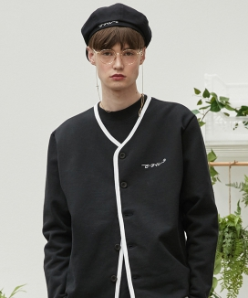 [replaycontainer] RC sweat cardigan