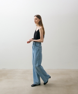 [NONLOCAL] Linen Sleeveless