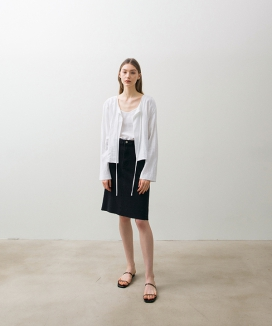 [NONLOCAL] Denim Skirts