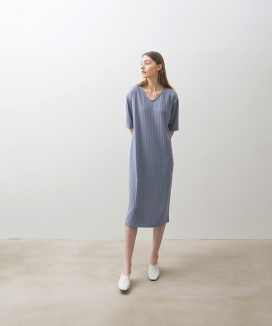 [NONLOCAL] Ribbed One-piece