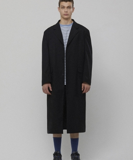 [LIEU HOMME] BELT LONG COAT