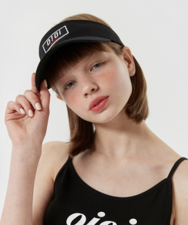 [5252] LOGO PATCH SUN CAP