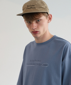 [NEW:KIT] GRACIOUS LIFE CAMP CAP