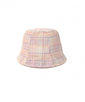 [AWESOME NEEDS] WAVY LAMPSHADE HAT (4color)