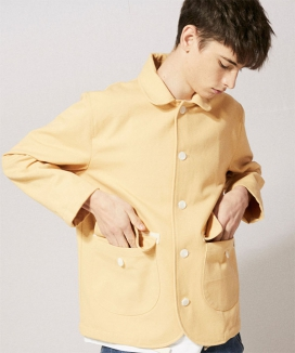 [URBANDTYPE] UBDTY Oxford Jacket
