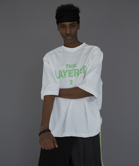 [LE2] THE LAYERED 2 T-SHIRT