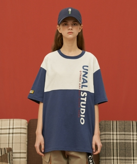 [UNALLOYED] UNAL STUDIO T SHIRT