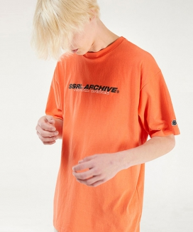 [SSRL®] archive tee
