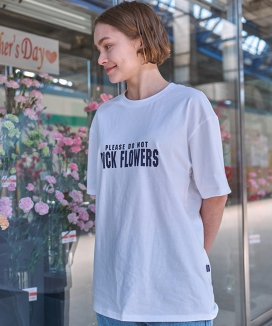 [STAFF ONLY] PICK FLOWER T-SHIRT