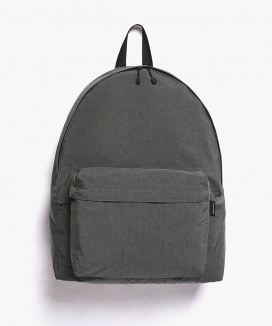 [PIECEMAKER] SHIRRING NYLON BACKPACK