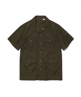 [Uniform Bridge] 19ss 5pocket short shirts