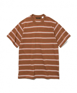 [Uniform Bridge] 19ss vintage stripe s/s tee