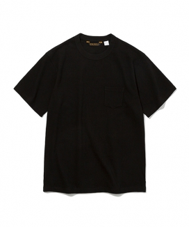 [Uniform Bridge] 19ss heavyweight pocket tee