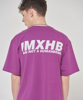 [iam not a humanbeing] Word Tee