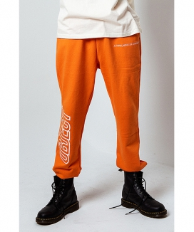 [OBJECT] OBJECT LOGO SWEATPANTS