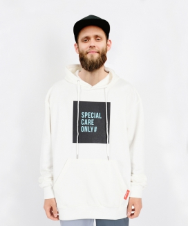[LUVur] #Special Care Only Hoodie