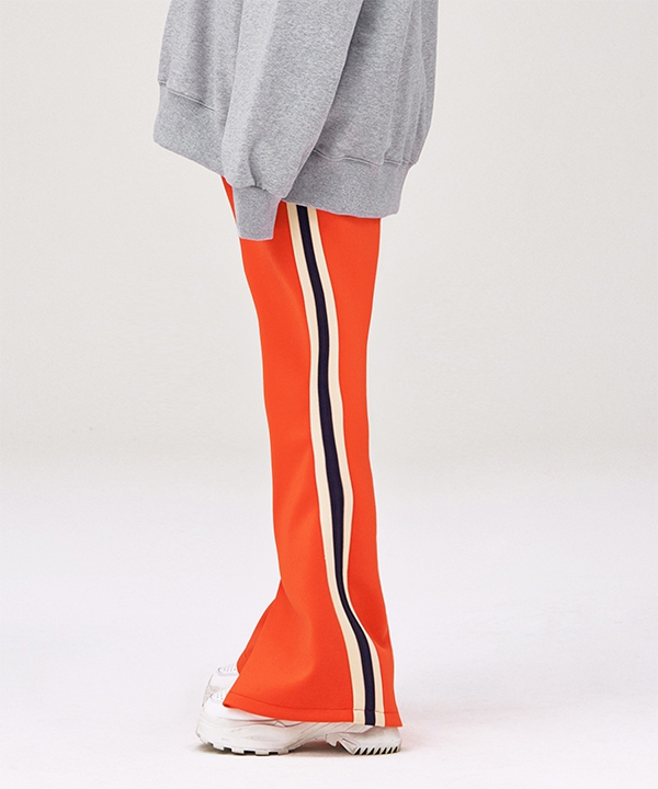 [LUVur] Wide fit Track Pants