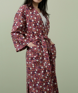[dropdropdrop] [ROBE] CHERRY POP BLOSSOM