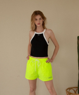 [OOD] SUMMER WOMEN NYLON SHORTS