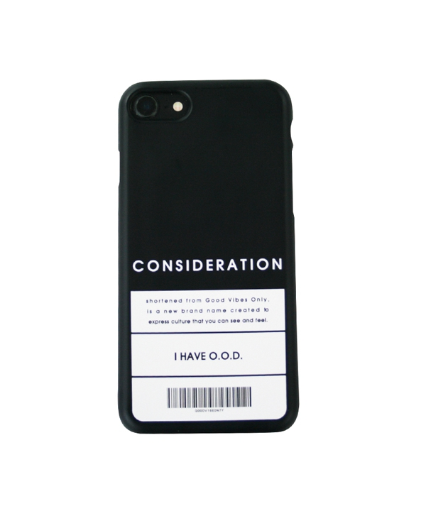 [OOD] (CONSIDERATION) I HAVE IPHONEケース