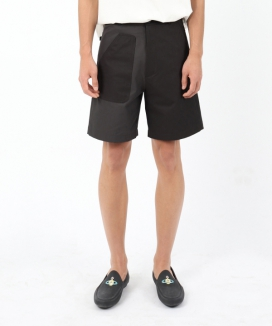 [LUVur] Half&half chino Shorts