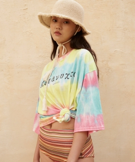 [1159STUDIO] MH10 MULTI DYEING T-SHIRTS