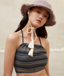 [1159STUDIO] MH6 ROPE BUCKETHAT