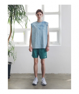 [MASSNOUN] SL LOGO BASIC SHORT PANTS MSNSP003