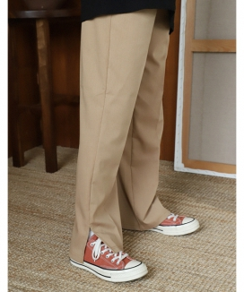 [UnLikeLook] Regular fit slacks
