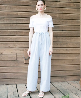 [NONLOCAL] String Natural Pants