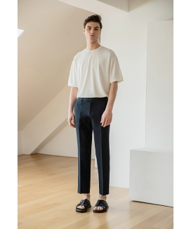 [suare] RINGLE BANDING PANTS