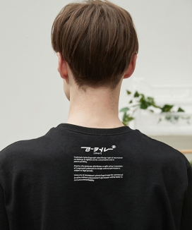 [replaycontainer] recon light cotton tee
