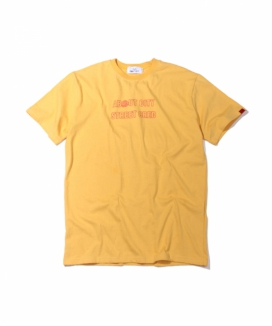 [ABOUT CITY] STREET CRED OVER FIT TEE