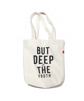 [BUTDEEP] THE YOUTH ECO BAG