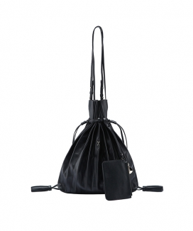 [JOSEPH&STACEY] Lucky Pleats Shopper