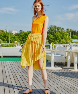[Sorry, Too Much Love] Multi Layer Pleats Skirts