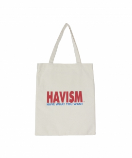 [HAVISM] LOGO ECO BAG