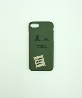 [SECOND UNIQUE NAME] SUN CASE GRAPHIC STORY OF FALL (BEIGE TAG)